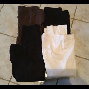 Bundle 4 Women's Dress Pants 👖 Size 10